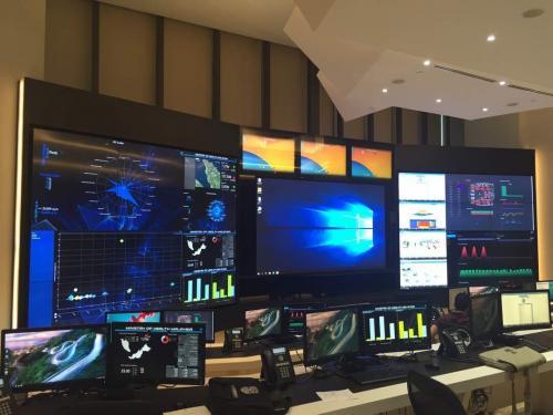 UEM Edgenda - Control Room